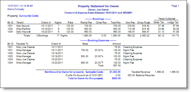 Vacation Rentpro Complete Vacation Rental Management