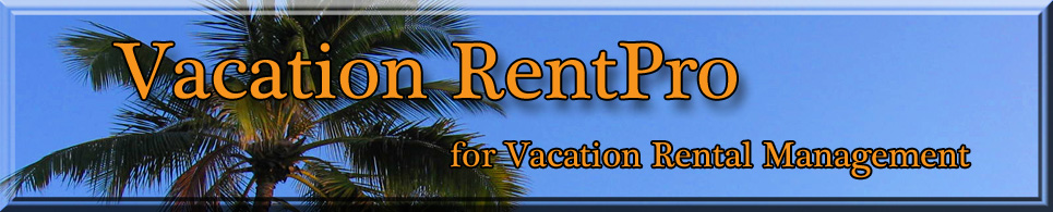 Vacation RentPro Software